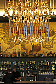 Goldene Bar, Haus der Kunst, Munich, Upper Bavaria, Bavaria, Germany