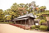 Doshin-Bansho Guardhouse of Imperial Palace, Chiyoda-ku, Tokyo, Japan