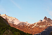 Cabin, Alone, Mountains, Sunset, Romsdal, Norway, Europe