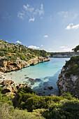 Caló des Moro, Llombards, Mallorca, Balearics, Spain