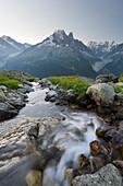 Aiguille Verte, Grandes Jorasses, Haute-Savoie, France