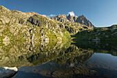 Aguilles Rouges, Haute-Savoie, France