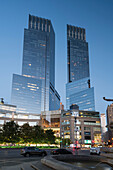 Time Warner Center, Columbus Circle, Manhattan, New York City, New York, USA