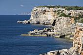 Cliffs at Llombards, Mallorca, Balearics, Spain