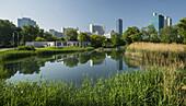 Donaupark, Donaustadt, UNO City, 22nd District Donaustadt, Vienna, Austria
