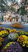 St. Bartholomew's Church, Park Avenue, Manhatten, New York City, New York, USA