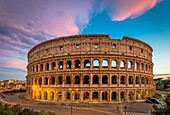 The Colosseum, or the Coliseum, originally the Amphitheatrum Flavium (English: Flavian Amphitheatre, Italian: Anfiteatro Flavio or Colosseo), the largest amphitheatre in the world, is an elliptical amphitheatre in the centre of the city of Rome, Italy, th