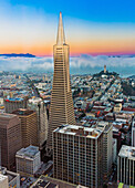 San Francisco, officially the City and County of San Francisco, is the cultural center and a leading financial hub of the San Francisco Bay Area and Northern California. The only consolidated city-county in California, San Francisco encompasses a land are