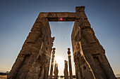 'The Gate of All Nations, Persepolis; Fars Province, Iran'