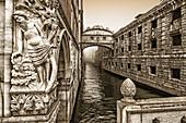 Bridge of Sighs, Venedig, Venezia, Venice, Italia, Europe