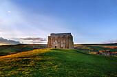 Abbotsbury, St Catherine's Chapel, Dorset, England, UK.