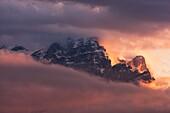 Civetta Mount, Dolomites, Fiorentina Valley, Belluno, Veneto, Italy