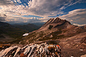 Europe, France, Queyras, Agnello Pass - Taillante peak