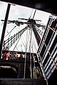 'Madeira Island : Mast of the Schooner ''Santa Maria'''