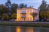 Lehar Villa, Bad Ischl, Salzkammergut, Upper Austria, Austria, Europe