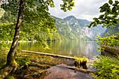 Toplitzsee, Bad Aussee, Steiermark, Österreich, Europa