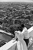 1959, Notre Dame, Paris, France