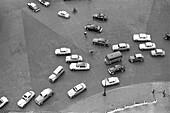 1959, Champs Élysées, Paris, France