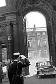 1959, Palais de l´Elysée, Paris, France