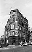 1974, marrais quarter, Paris, France