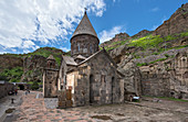 monastery, Geghard, Armenia,  south caucasus