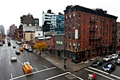 Chelsea, 10th Ave und 17th Street, New York City, USA