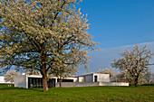 Tadao Ando Pavillon, Vitra, Weil am Rhein, Germany