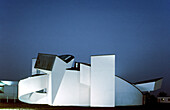 Vitra Design Museum and Factory, Frank Gehry, Vitra Campus, Weil am Rhein, Germany
