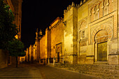 La Mezquita, mosque, moorish architecture, historic centre of Cordoba, UNESCO World Heritage, Cordoba, Andalucia, Spain, Europe