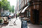Bar Frans, Saenredamstraat, De Pijp, Amsterdam, Netherlands, Europe