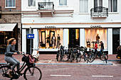 Chanel Boutique, Amsterdam, Netherlands, Europe