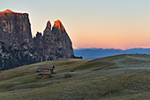 Alpe di Siusi, Seiser Alm, Dolomites, Kastelruth, South Tyrol, Italy