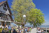 Restaurant Wirtshaus am See in Bregenz by Lake Constance, Vorarlberg, Wetsern Austria, Austria, Europe