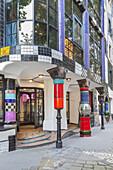 Kunst Haus Wien of Friedensreich Hundertwasser in Vienna, Eastern Austria, Austria, Europe