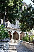 Church in the UNESCO town of Berat, Berat, Albania