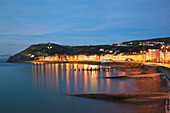 Aberystwyth, Ceredigion, West Wales, Großbritannien, Europa