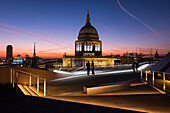 'St. Paul's Cathedral, One New Change; London, England'