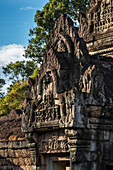 'Banteay Samre Temple, a Hindu temple in the Angkor Wat style; Siem Reap Province, Cambodia'