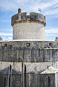 Minceta Tower, Walls of Dubrovnik, Croatia