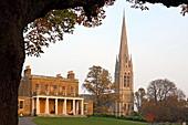 Clissold Park, Stoke Newington, London, England