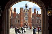 Base Court, Hampton Court, Richmond upon Thames, Surrey