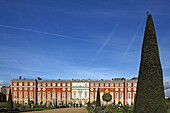 Hampton Court Palace, die Lieblingsresidenz Henry VIII., Vereintes Königreich