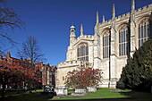 Eton College Chapel, Eton, Berkshire, England