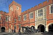 Eton College, Eton, Berkshire, England