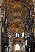 Hauptschiff, St. Pauls Cathedral, London, England