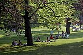 St. James Park, City of Westminster, London, England