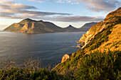 View Hout Bay, Sunset, chapman's peak, South Africa