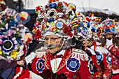 Aostatal, Allein, Italien, Alpenkarneval Coumba Freida