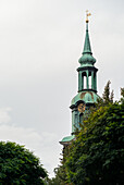 Holy Trinity Church St. Georg, Hamburg, Germany.