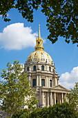 France, Paris, 6th arrondissment, Les Invalides